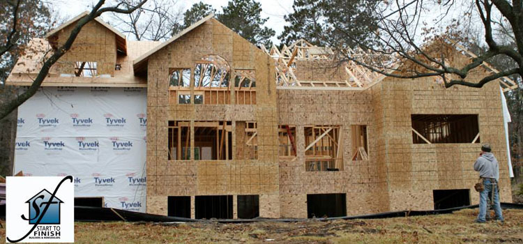 Build A New House a new house with start to finish builders